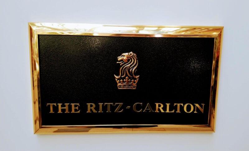 ザ・リッツ・カールトンのエンブレム